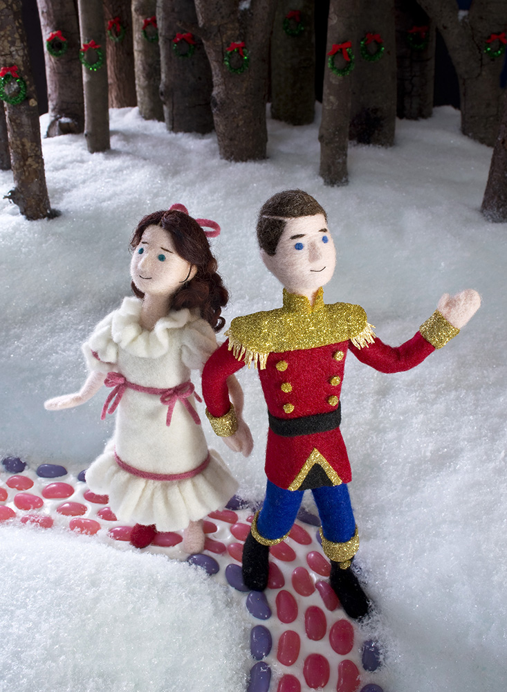 Cozy Classics - The Nutcracker - Snow