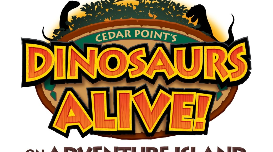 Dinosaurs Alive on Adventure Island