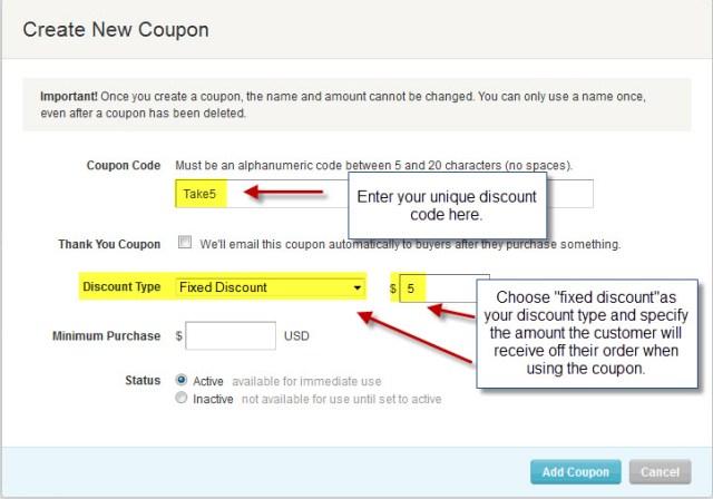 coupon code 1