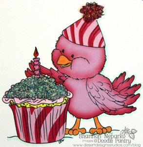 Birthday Birdie Box