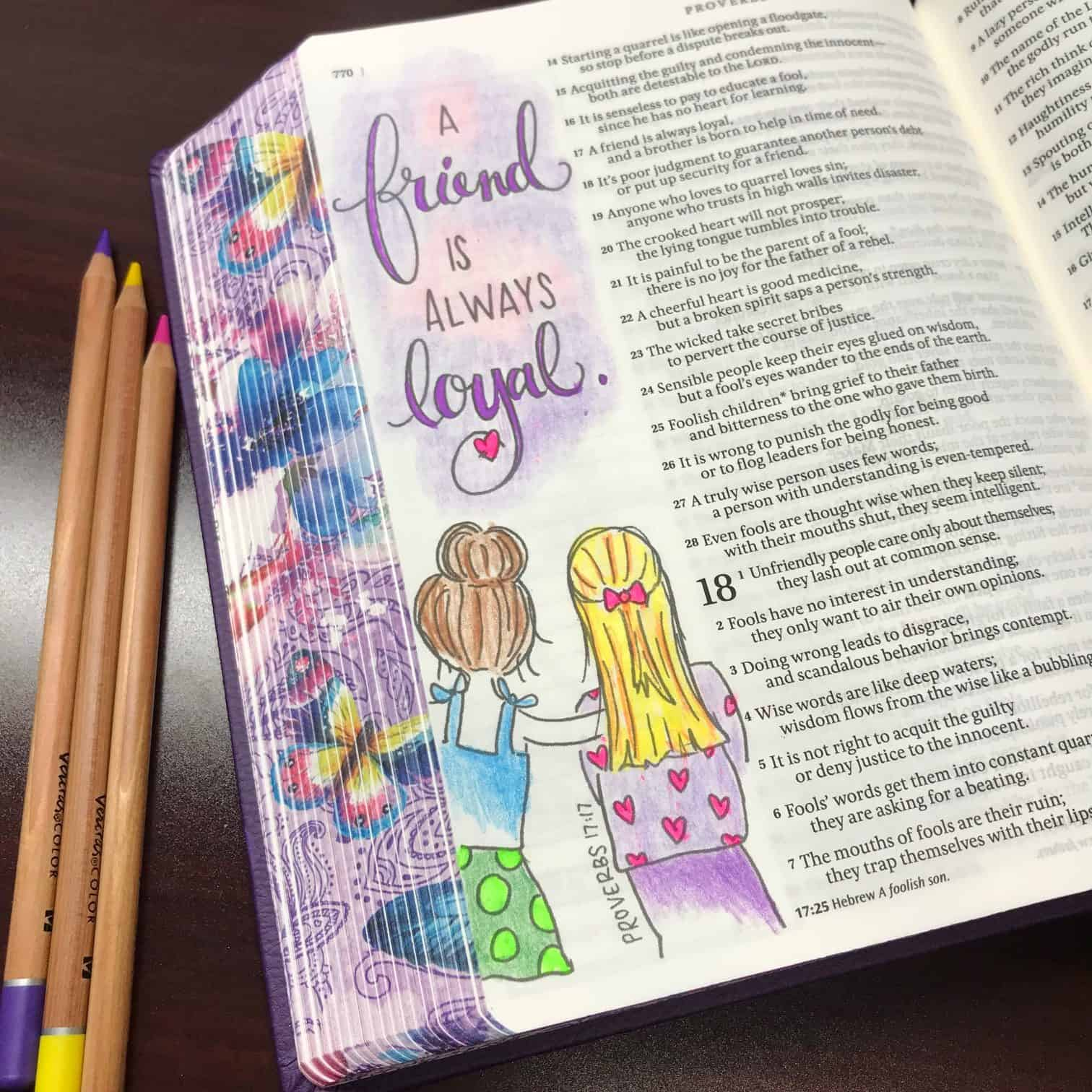 A Friend Is Always Loyal