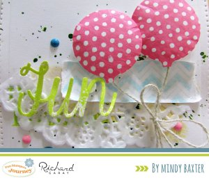 Create a 3D Fun Effect for your handmade cards!