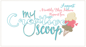 August 2015 Blog Monthly Income Report