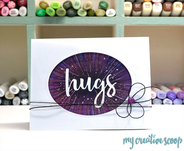 Create Simple Handmade Cards using Copic Markers