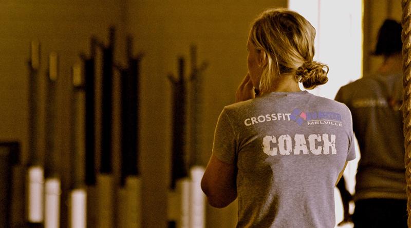 Come diventare istruttore di crossfit