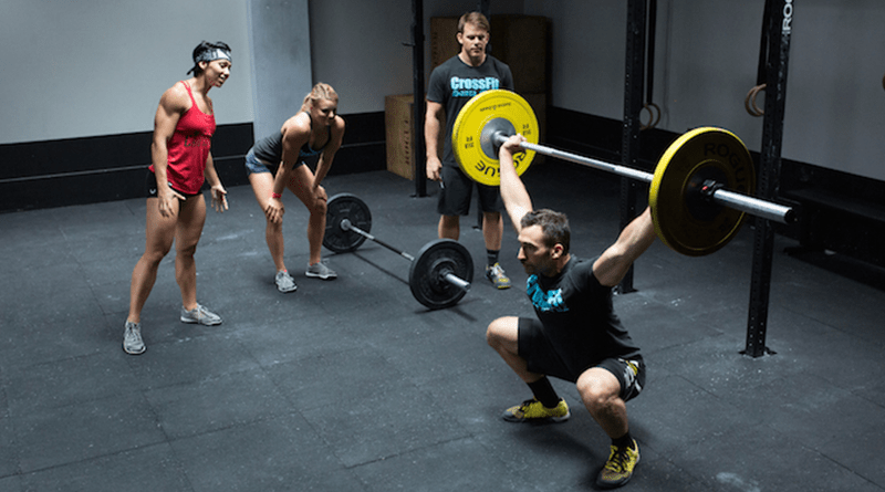 crossfit team series 2017