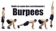 Burpees : Guida definitiva con Video ed Immagini - Crossfit