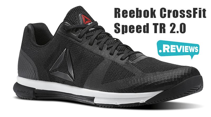 reebok crossfit speed tr 2.0 recensione e foto