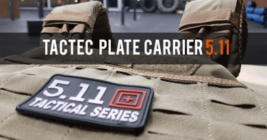 tactec plate carrier 5.11