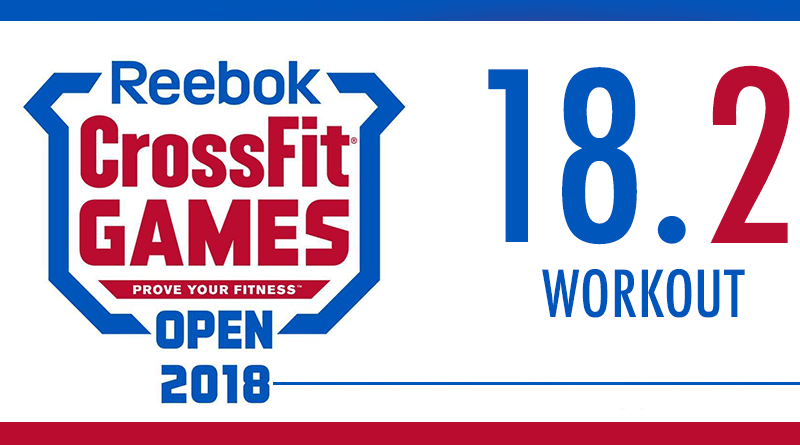 Workout 18.2 Open 2018
