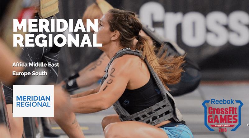 Meridian Regional CrossFit Games 2018 Madrid