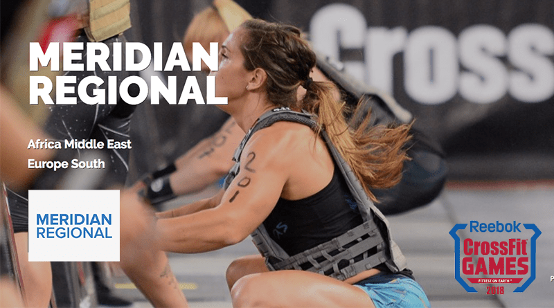 Meridian Regional CrossFit Games 2018 Madrid