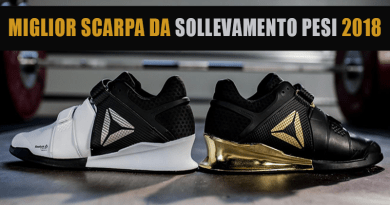 Scarpe da Weightlifting da Scarpe da Powerlifting.