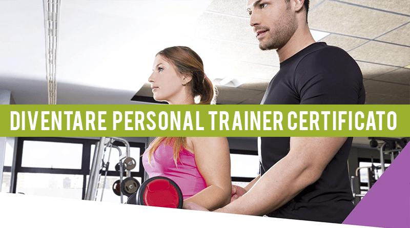 diventare personal trainer certificato