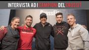 Intervista Esclusiva a : Dave Castro - Dan Bailey - Tia Toomey - CrossFit