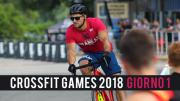 CrossFit Games 2018   Riepilogo 1° giorno di gara. Analisi completa.