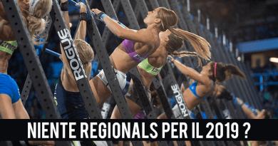 crossfit regionals 2019