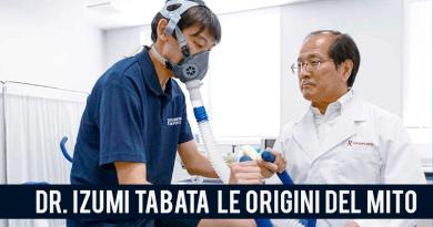 dr izumi tabata inventore protocollo crossfit