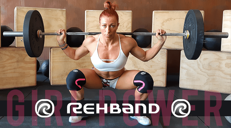 rehband donna rossetto