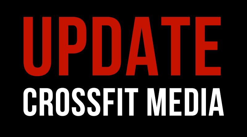 CrossFit Media Update