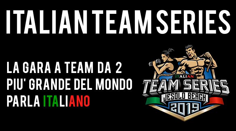 italian team series