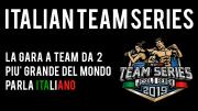 Italian Team Series | La gara a TEAM da 2 più grande del mondo parla italiano.