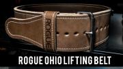Recensione Rogue Ohio | Cintura da sollevamento pesi  per il CrossFit