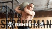 Rehband | Recensione ginocchiere da CrossFit Uomo