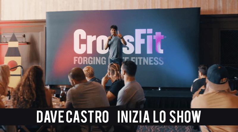 Dave castro dinner crossfit games 2019