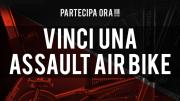 Vinci una Assault Air Bike | Indovina il primo evento individual !!!!