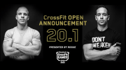 Open di CrossFit Wod 20.1   Ritorna Rich Froning come individual