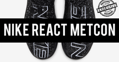 Nike React Metcon recensione 7