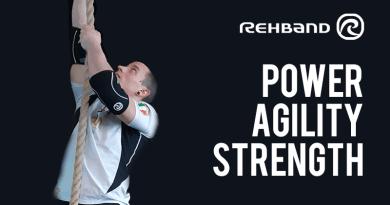 Recensione polpacciere CrossFit Rehband