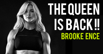 brooke ence crossfit 2020