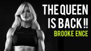 Brooke Ence ritorna a competere nella stagione CrossFit 2020