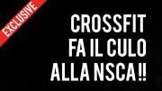 CrossFit inc. riceve i primi 4 milioni di dollari dalla NSCA
