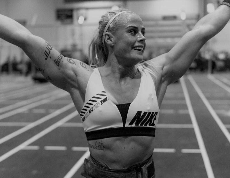 sara sigmundottir CrossFit Strength in depth