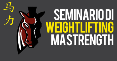 seminario Level 1 di weightlifting MaStrength