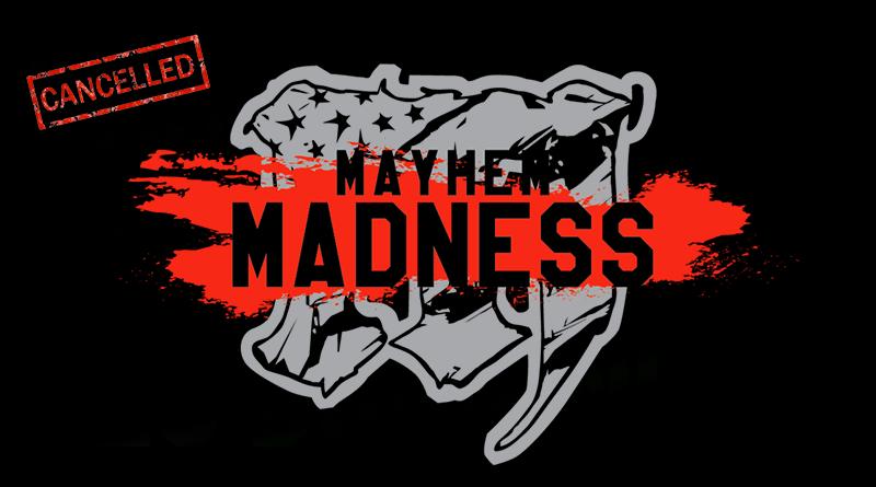 Rich Froning cancella il mayhem madness