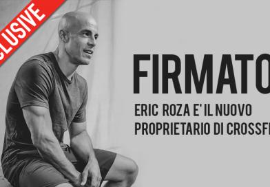 Eric Roza e Greg Glassman concludono l'accordo di acquisizione per CrossFit