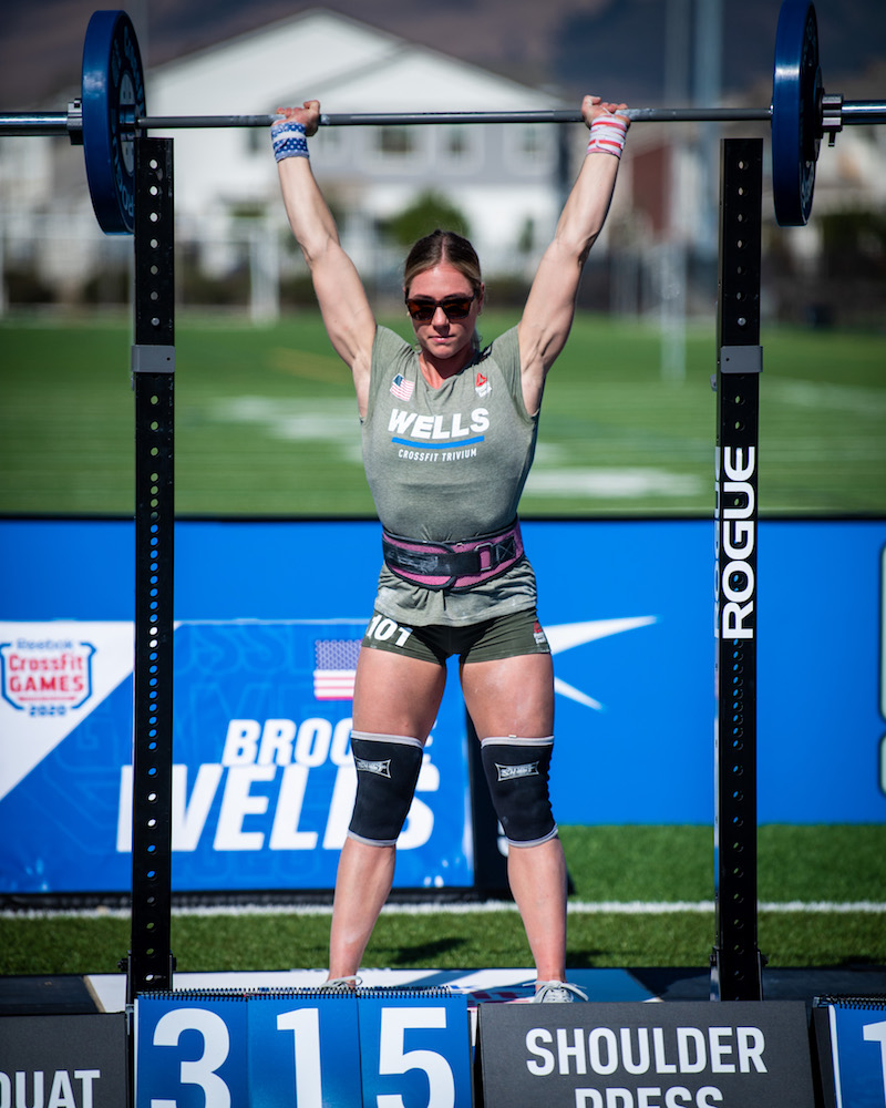 Event 3 CrossFit Games 2020
