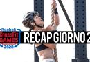 Recap giorno 2 CrossFit Games