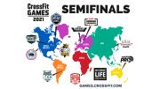 CrossFit annuncia gli eventi delle semifinali dei CrossFit Games 2021