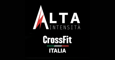 poadcast CrossFit Alta intensita