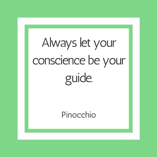 pinocchio quote