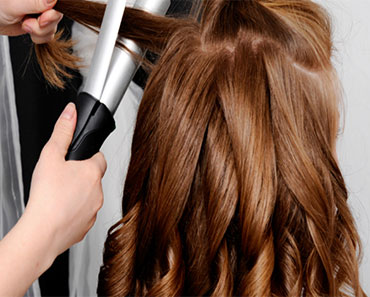 Curling Iron for Long Hair