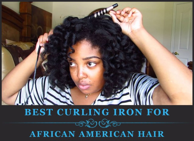 3 best curling irons for african american hair (september. 2019)