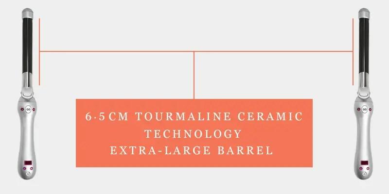 Beachwaver Pro Barrel Diameter