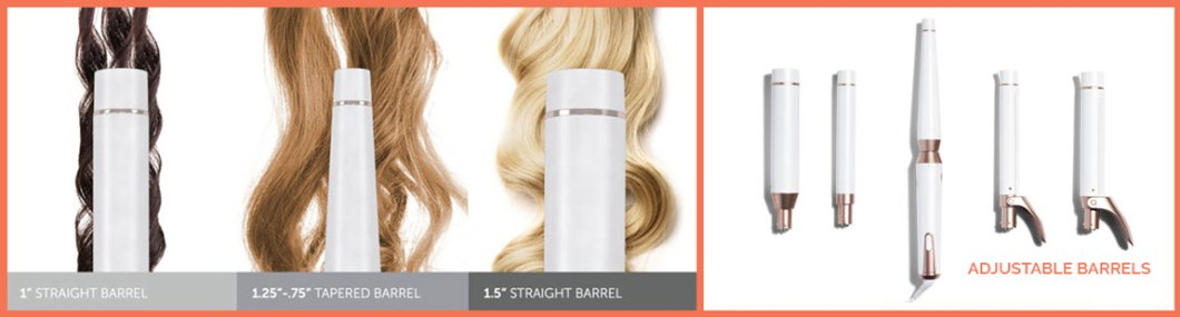 T3 Whirl Trio Curling Iron