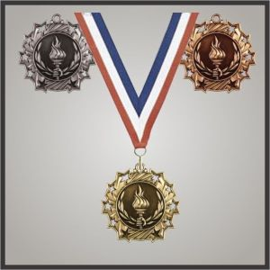 Ten Star Activity Medals